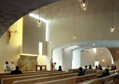 Chapel of St. Ignatius, Seattle University