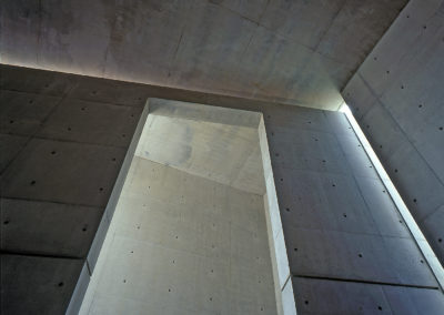 Church of Light, Ibaraki, Japan by Tadao Ando