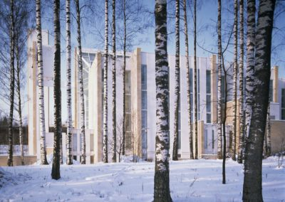 Myyrmki Church, in Vantaa AdlC