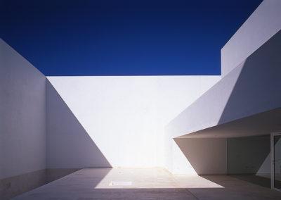 Guerrero House, Zahora, Spain by Alberto Campo Baeza