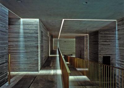 Thermal Baths, Vals, Switzerland by Peter Zumthor