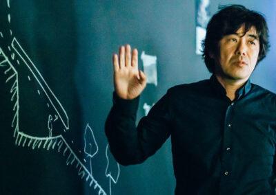 Hiroshi Sambuichi, The Daylight Award 2018 for Architecture
