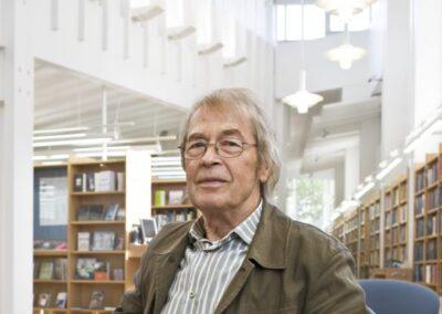 Juha Leiviska, The Daylight Award 2020 for Architecture