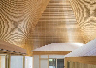 Naoshima hall, Naoshima, JP by Hiroshi Sambuichi, The Daylight Award 2018 Laureate, photo by Shigeo Ogawa
