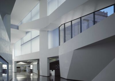 Nelson Atkins Museum of Art, US by Steven Holl, The Daylight Award 2016 Laureate, photo by Roland Halbe_2