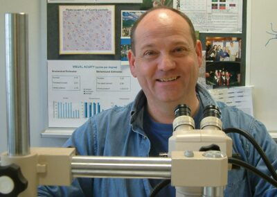 Russell Foster © Nuffield Laboratory of Ophthalmology